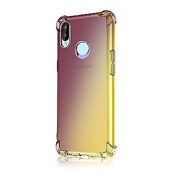 Kaunis iskunkestävä TPU-kotelo turvatyynyllä Samsung Galaxy A30 / A20: lle