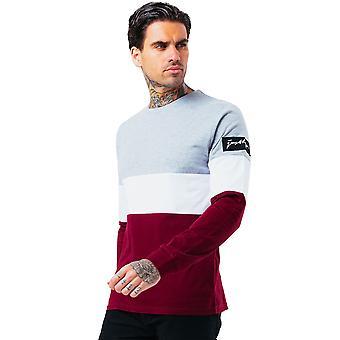 Hype Mens Whitechapel Long-Sleeved T-Shirt