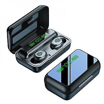 Wireless Earbuds Bluetooth Headphones In Ear Earphone Led Display Touch