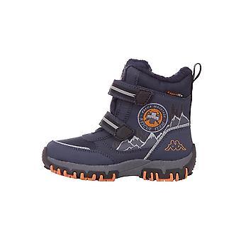 Kappa Rescue Tex 260581K6744 universal winter kids shoes