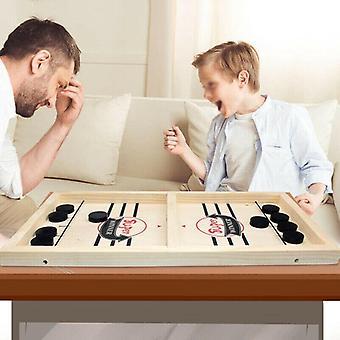Nopea sling kiekko peli tahdikas työpöytä voittaja lauta pelejä perhe hellyys pelit lelu
