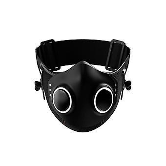 Double Valve Protective Masks Pm2.5 Dust Proof Fashion Face Shield Sport Mask