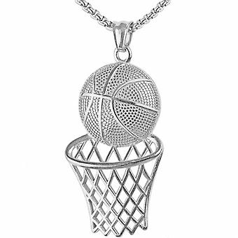 Necklace Pendant Hip Hop Creative Personality Jewelry,golden