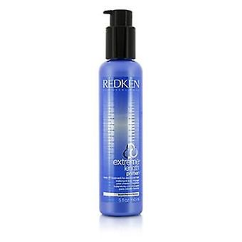 Redken Extreme lengde primer skyll av behandling (for distressed hår)-150ml/5oz