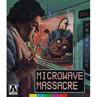 Microwave Massacre [Blu-ray] USA import