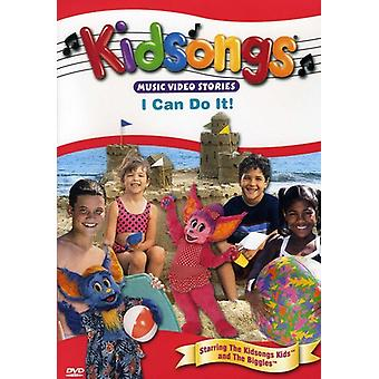 Kidsongs - I Can Do It [DVD] USA import