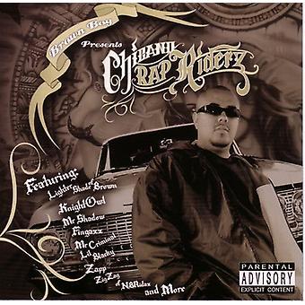 Brown Boy - Chicano Rap Riderz [CD] USA import