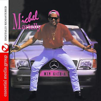 Michel Martelly - Min Koze-a [CD] USA import