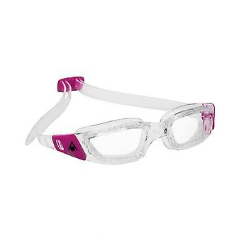Aqua Sphere Kameleon Ladies Swim Google-Clear Lens-Clear/Pink