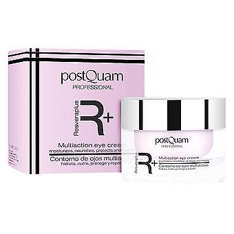 PostQuam Resveraplus Crema Ojos Multiacción 15 Ml para as mulheres