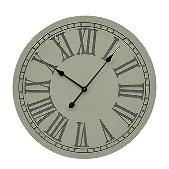 Elegant Roman Numeral Large Round Wall Clock 23 inch