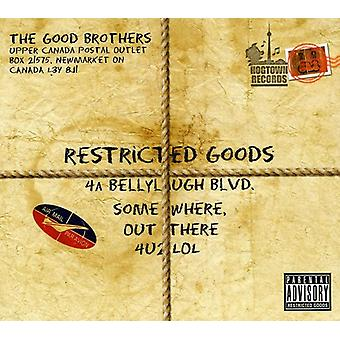 Good Brothers - Restricted Goods (Best of) [CD] USA import