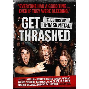 Get Thrashed [DVD] USA import