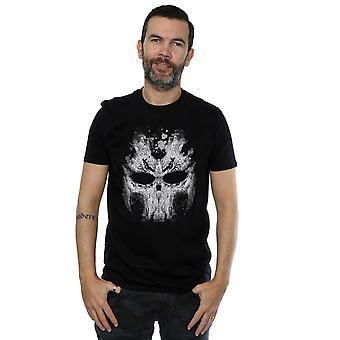 Staunen Sie Kapitän Amerika Bürgerkrieg Totenkopf Skull T-Shirt für Männer