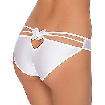 Roza Women's Mimi White Knickers Panty Brief