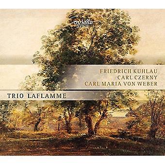 Czerny / Trio Laflamme - Trios [CD] USA import
