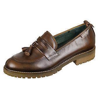 Pikolinos Santander Cognac W4J3646AA universal todo ano sapatos femininos