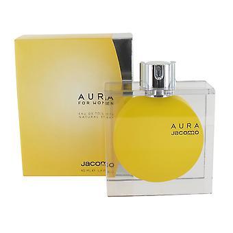 Jacomo Aura 40ml Eau de Toilette Spray for Women