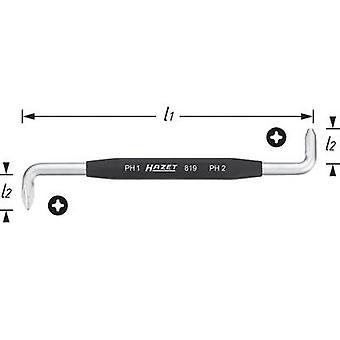 Hazet Phillips Allen key PH 1, PH 2