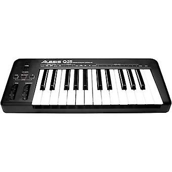 Alesis Q25 MIDI keyboard Black