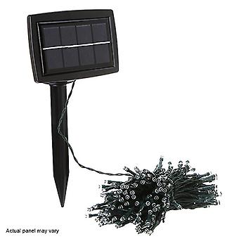 Modern Home Solar LED String Lights - 200ct Warm White - 72' Long
