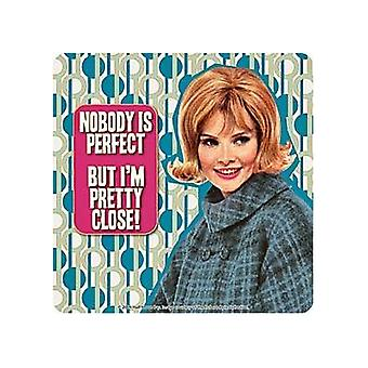 Nikt nie jest doskonały... Zabawny napoje Mat / Coaster
