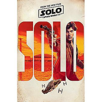 Solo: Un Star Wars historia solo teaser