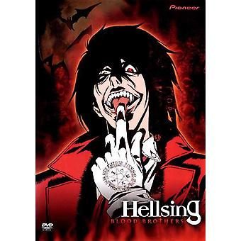Hellsing (TV) Movie Poster (11 x 17)