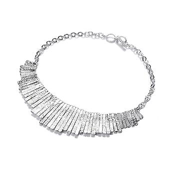 Cavendish French Silver Cleopatra Necklace