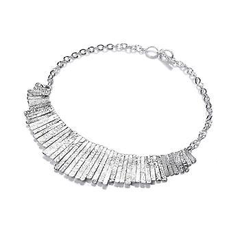 Cavendish französische Silber Cleopatra Halskette