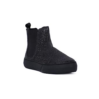 Frau ferrer black boots/booties