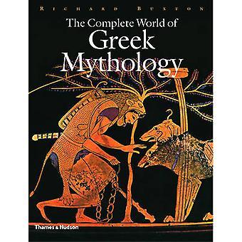Die ganze Welt der griechischen Mythologie durch R.G.A. Buxton - 978050025121
