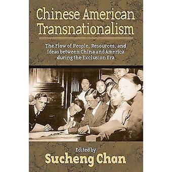 Chinesischen amerikanischen Transnationalismus - den Menschenstrom - Ressourcen - ein