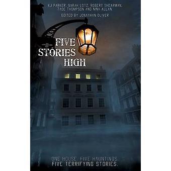 Vijf verhalen hoge - één huis - vijf Hauntings - vijf koelen verhalen