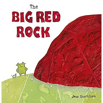 The Big Red Rock by Jess Stockham - 9781786280022 Book