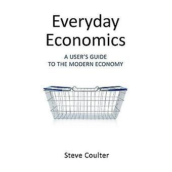 Everyday Economics door Steve Coulter - 9781911116363 Boek