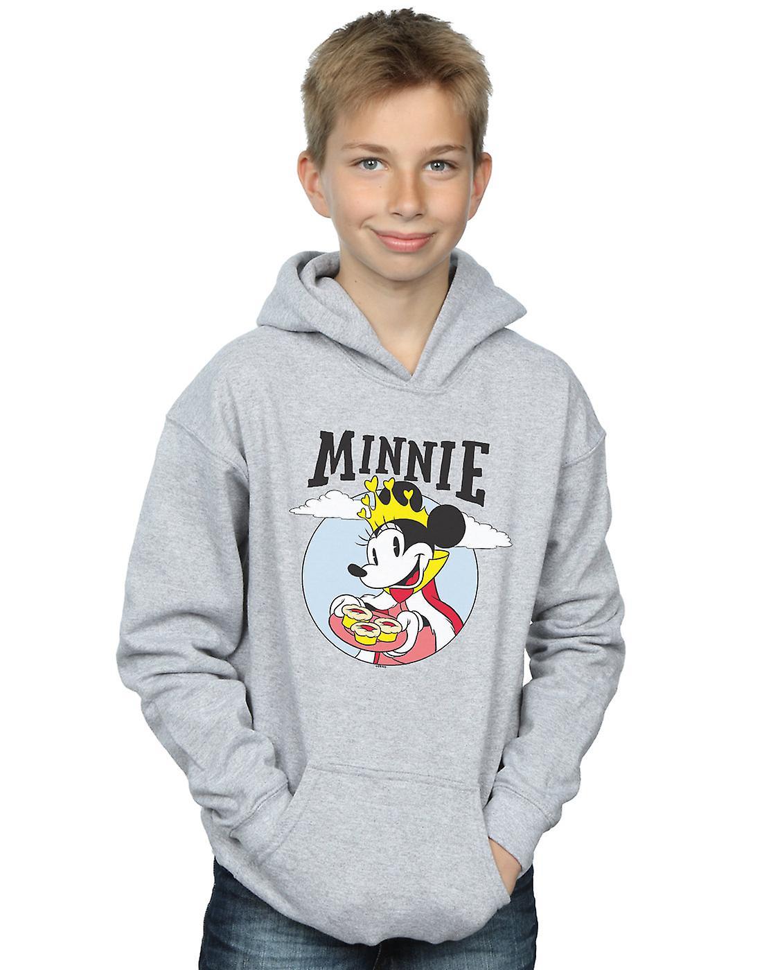 Disney Boys Minnie Mouse Queen Hoodie