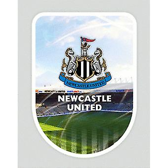 Newcastle United FC Large 3D Sticker