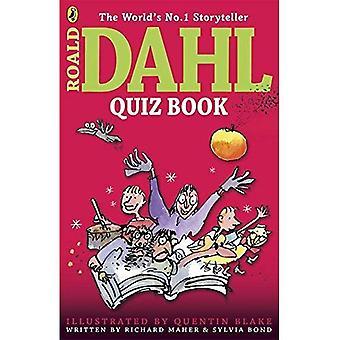 Das Roald Dahl-Quiz-Buch
