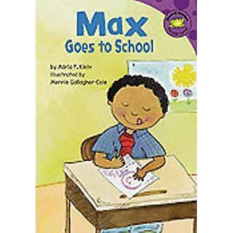 Max menee kouluun (Lue-It! lukijat: elämän Max)