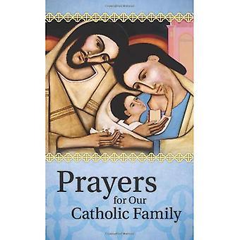 Böner för våra katolsk familj