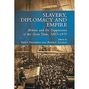 Sklaverei, Diplomatie und reich: Großbritannien und die Unterdrückung des Sklavenhandels, 1807-1975
