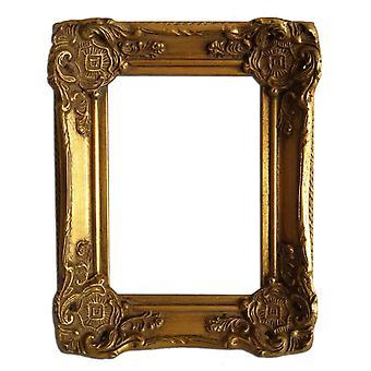 13x18 سم أو 5x7 بوصه ، اطار الصورة في الذهب