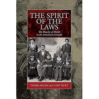 El espíritu de las leyes: el saqueo de la riqueza en el genocidio armenio (guerra y genocidio)