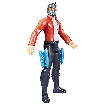 Marvel Guardians of the Galaxy Titan Hero Series Star-Lord Figure 30cm