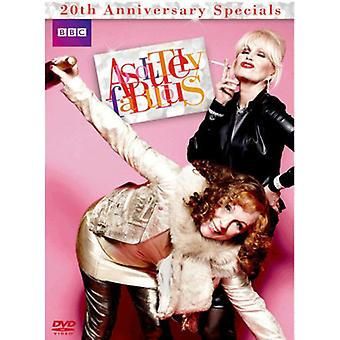 Absolutely Fabulous 20th Anniversary Specials [DVD] USA import