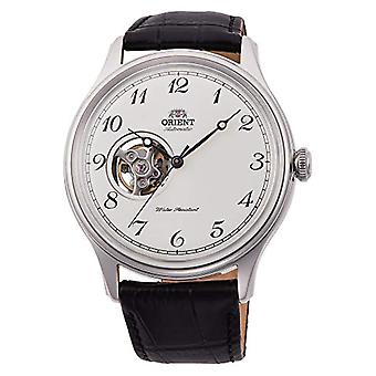 Orient Automatic Analog Man with leather RA-AG0014S10B