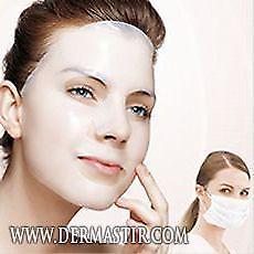 Dermastir Post-OP Biocellular Face Mask Whitening Skin Tissue