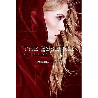 The Essence by Kimberly Derting - 9781442445604 Book