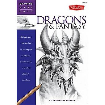 Dragons and Fantasy - Unleash Your Creative Beast as You Conjure Up Dr